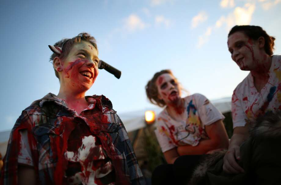 9. Zombie (Peter MacDiarmid/Getty)
