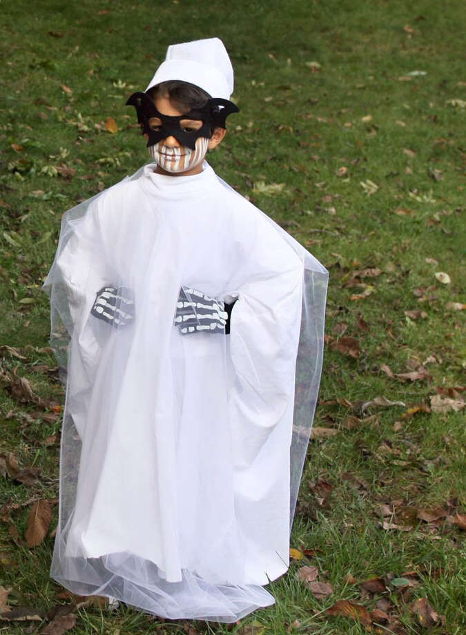Top 10 children's costumes10. Ghost (Stephanie S. Cordle/St. Louis Post-Dispatch)