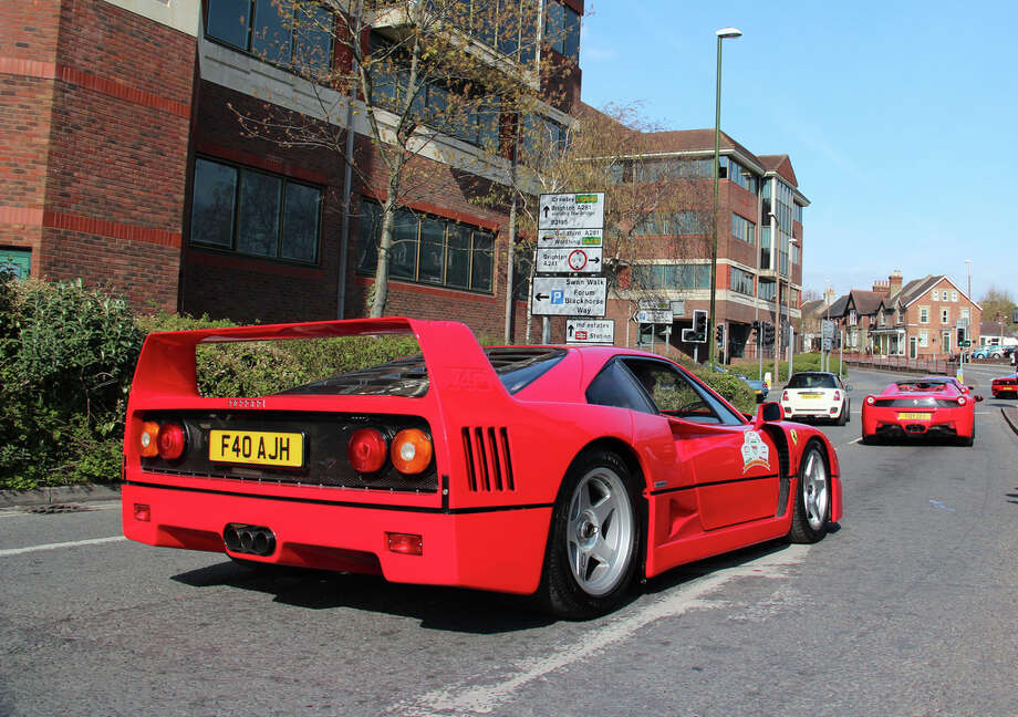 44. 1987 Ferrari F40: Ferrari has had some legendary models, and the 1987 Ferarri F40 is certainly among them. The car packed plenty of power from its V8 engine that helped it get gracefully up to 200 mph. (Photo: Ben_In_London, Flickr) Photo: .