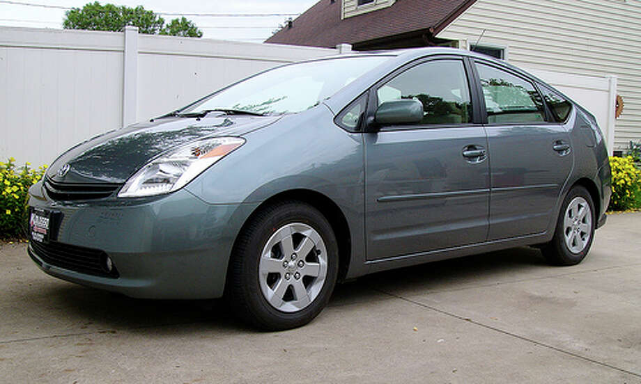 38. 2004 Toyota Prius: The first generation of the Toyota Prius was a game changer, but the second generation helped to cement it as a good car that could also sip gasoline. (Photo: Larry Page, Flickr) Photo: .