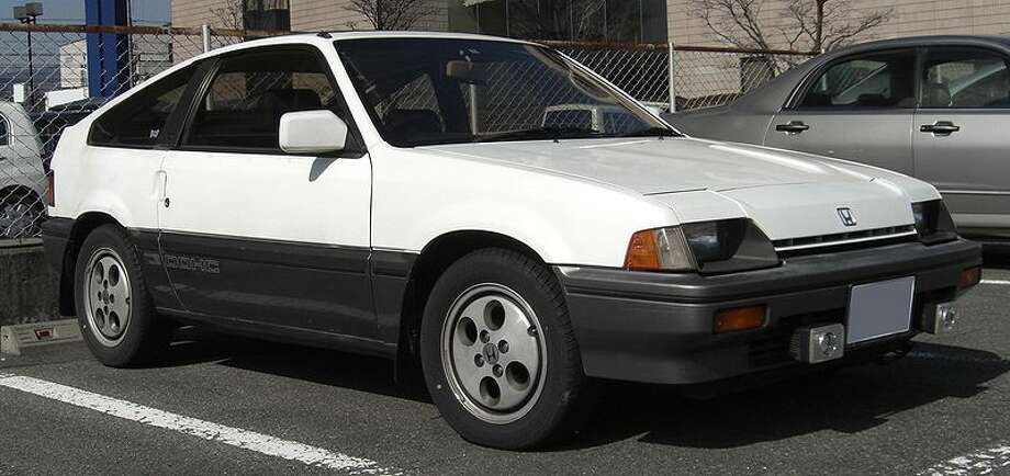 34. 1984 Honda Civic CRX: Like many other models on this, the Honda Civic CRX helped spark the sports compact market. The car offered drivers a fun feel on the road without the pain at the pump. (Photo: TTTNIS, Wikipedia) Photo: .