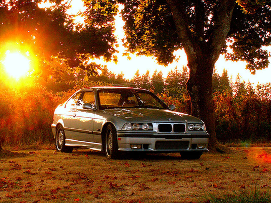 31. 1995 BMW M3: The car became a favorite with drivers because of the smooth feeling and quick feeling on the road. (Photo: Ninja M., Flickr) Photo: .