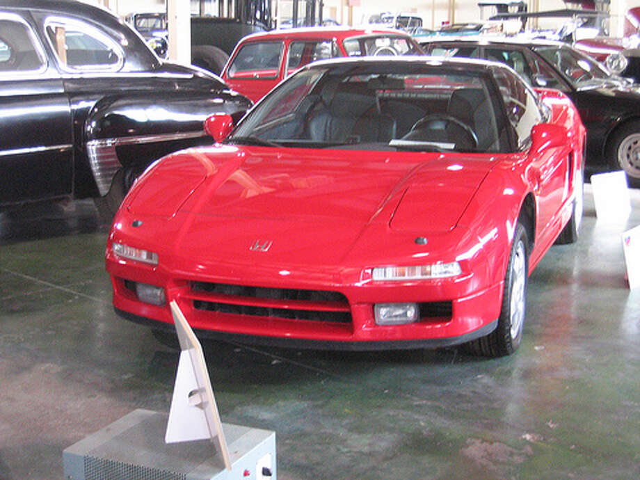 27. 1990 Acura NSX: This car, which was branded as both an Acura and a Honda, helped make variable valve-timing systems standard and forced Ferrari to up its game. (Photo: Exxodus, Flickr) Photo: .