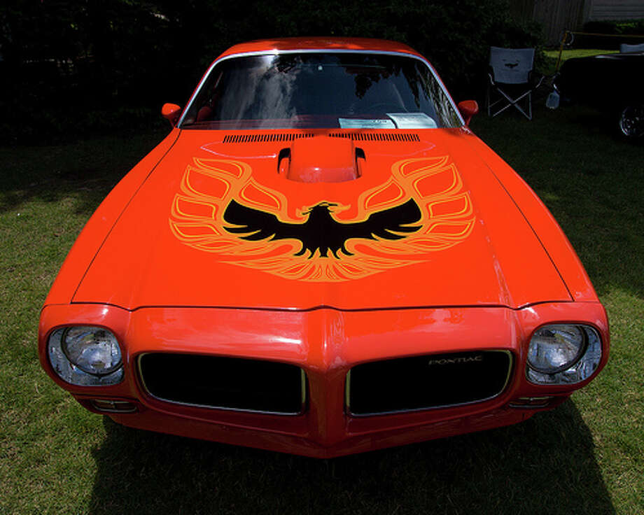 19. 1973 Pontiac Trans Am Super Duty: It's been dubbed the last muscle car of the classic era. It had a 310-horsepower 455 Super Duty V8 engine under the hood. (Photo: Ehisforadam, Flickr) Photo: .