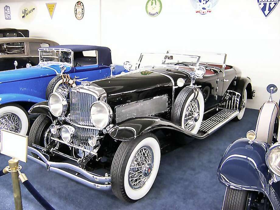 8. 1928 Duesenberg Model J: The car is considered to be the first supercar. It packed 265 horsepower from its straight-8 engine. Note: The car pictured is actually a 1930 model. (Photo: Morven, Wikipedia) Photo: .