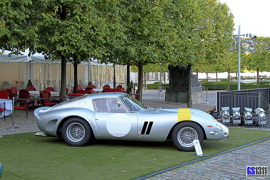 7. 1962 Ferrari 250 GTO: The GTO is considered the best car Ferrari ever built.