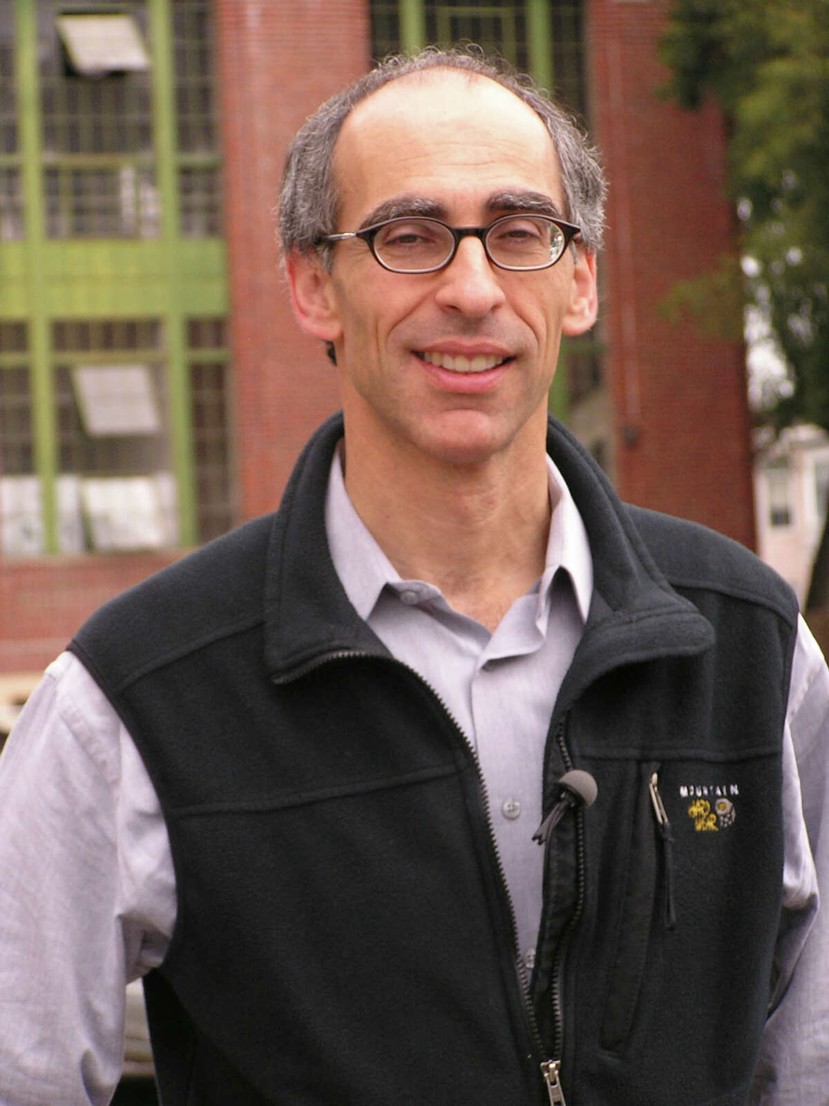 File photo of Dan Kalb, 53, one of seven candidates vying for the District 1 seat that represents North Oakland, was robbed at gunpoint Wednesday night near his home after he attended a neighborhood anti-crime meeting.
