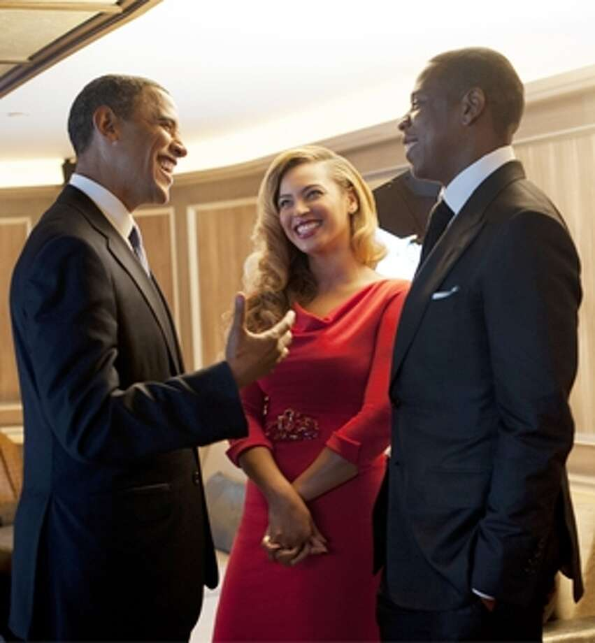 Beyonce will once again be on hand to honor Barack Obama.