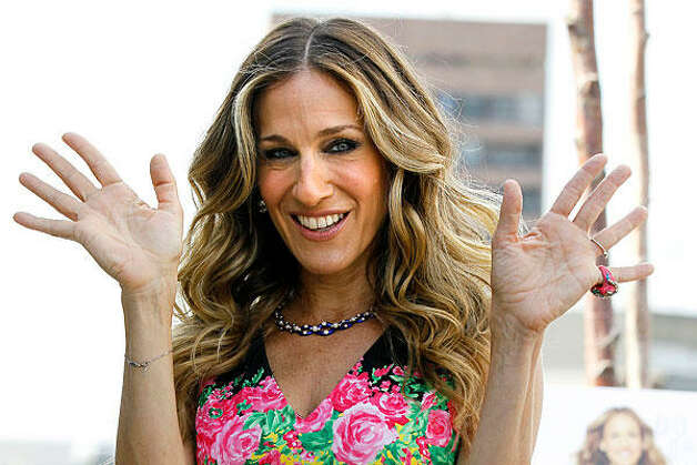 "All that ""Sex in the City"" has kept Sarah Jessica Parker looking young."