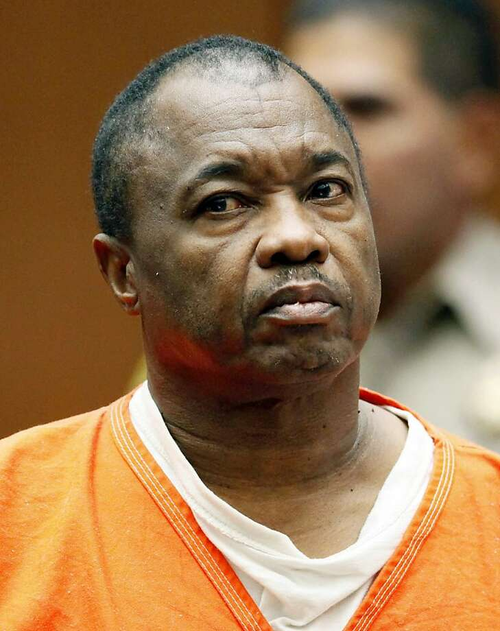 Lonnie Franklin Jr. is charged with murder. Photo: Nick Ut, AP