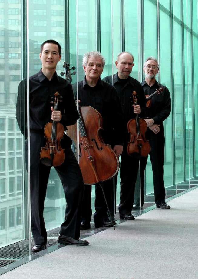 The Juilliard String Quartet will perform Sunday, Nov. 18, at Westport's Seabury Center as part of the Westport Arts Center's performing arts season. Photo: Steve J. Sherman, Contributed Photo/Steve J. Sherm / © Steve J. Sherman 2010