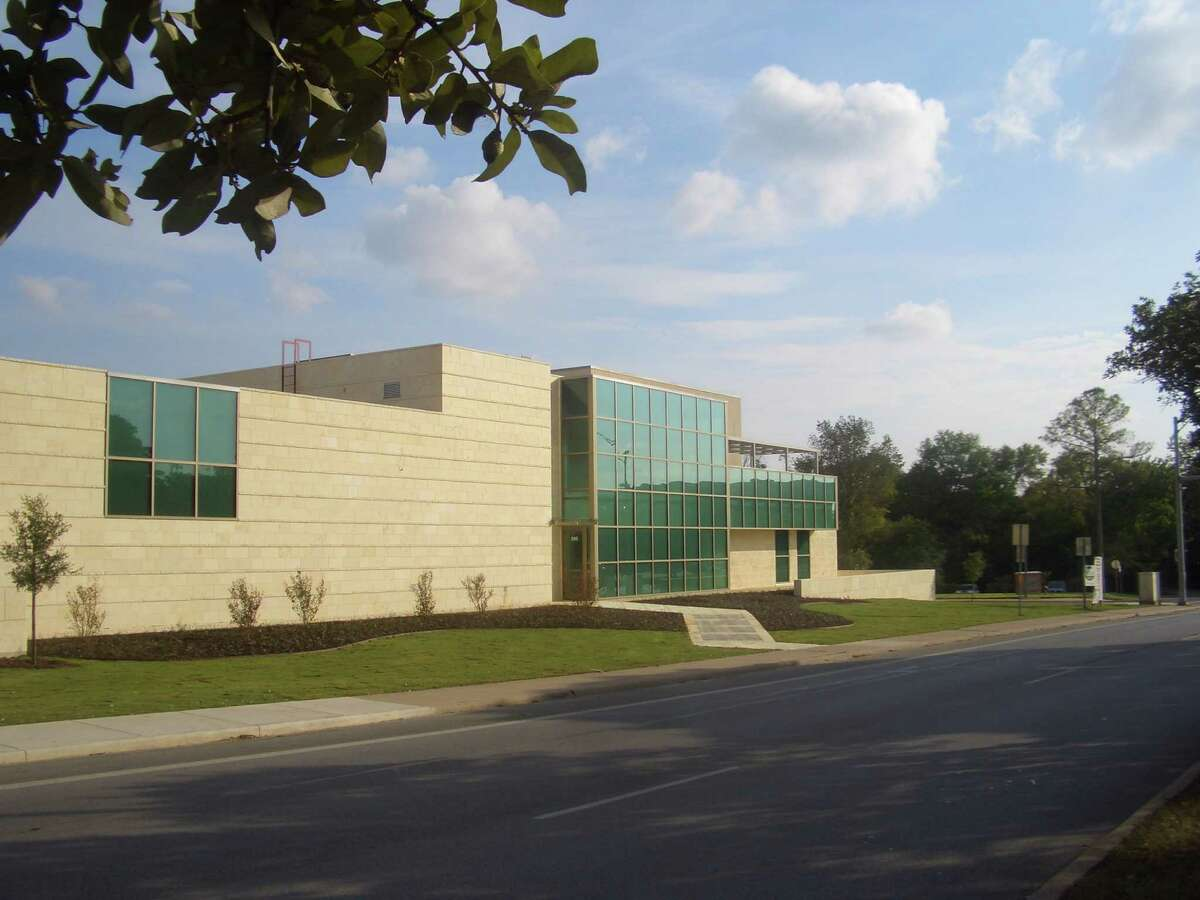 The newly dedicated Hillel building at Texas A&M University is named after A.I. and Manet Schepps.