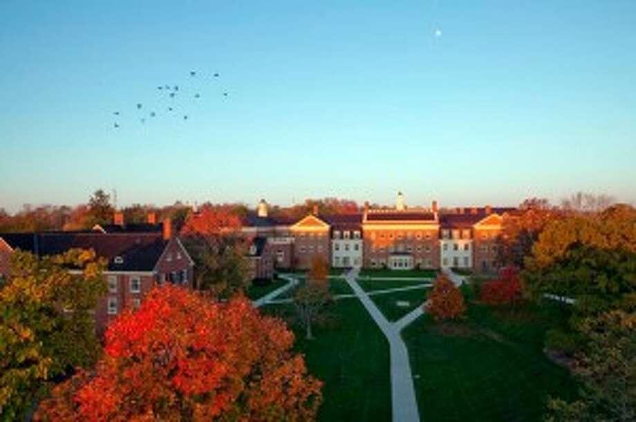 16. Miami University -- Oxford, Ohio
