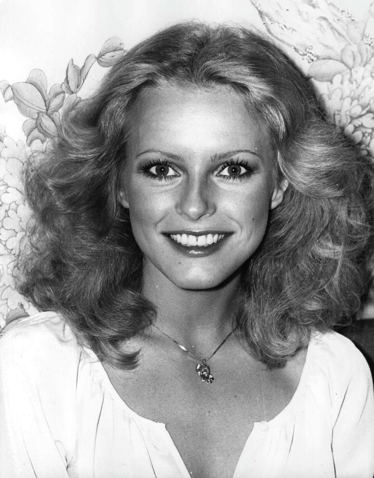 circa 1977: American television actress Cheryl Ladd, star of 'Charlies Angels'.