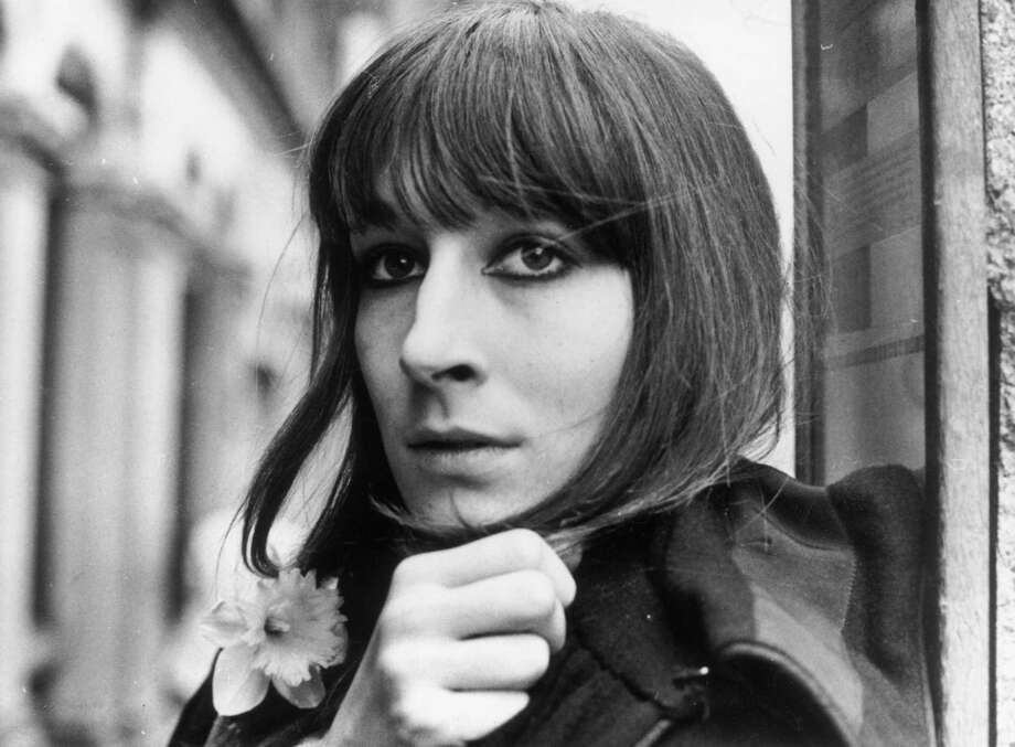 "Anjelica Huston: She really didn't get noticed for her acting until the early '80s, in ""The Postman Always Rings Twice"" and ""Prizzi's Honor."" But Huston just looks great in this 1971 photo. Photo: Evening Standard, Getty Images / Hulton Archive"