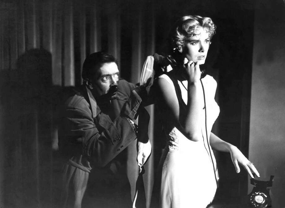 """Dial M for Murder"" (1954): An ex-tennis pro (Anthony Dawson) carries out a plot to murder his wife (Grace Kelly). When things go wrong, he improvises a brilliant plan B. Photo: WARNER BROTHERS ENTERTAINMENT, New York Times / WARNER BROTHERS ENTERTAINMENT"