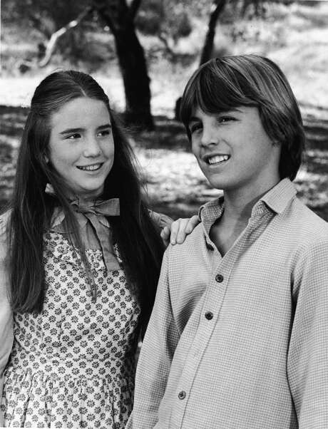 From the TV version of 'Little House on the Prairie': Laura is great until a boy enters the picture. Photo: NBC Television, Getty Images / Hulton Archive