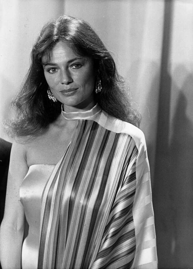 "British actress Jacqueline Bisset made a lot of movies, but her most famous one was ""The Deep"" (1977), which scared off people from scuba diving. And that was despite seeing Bisset swim in a tight, white T-shirt and bikini bottom.  Photo: Keystone, Getty Images / Hulton Archive"