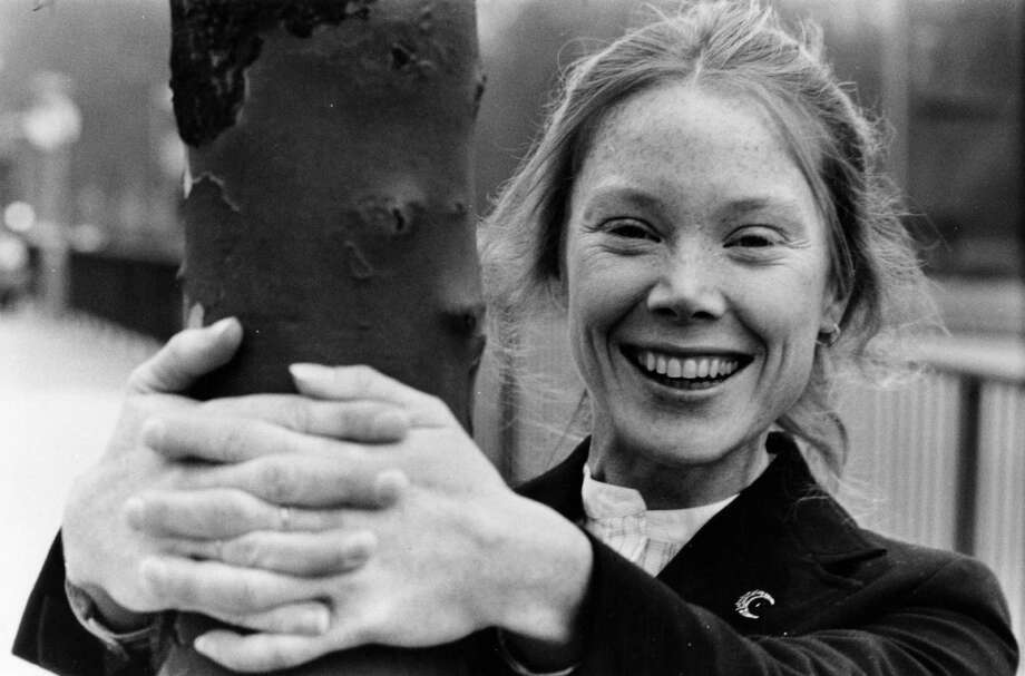 "Sissy Spacek started her film career in the '70s, starring in ""Badlands"" in 1973 and later in ""Carrie.""  Photo: R. Jones, Getty Images / Hulton Archive"