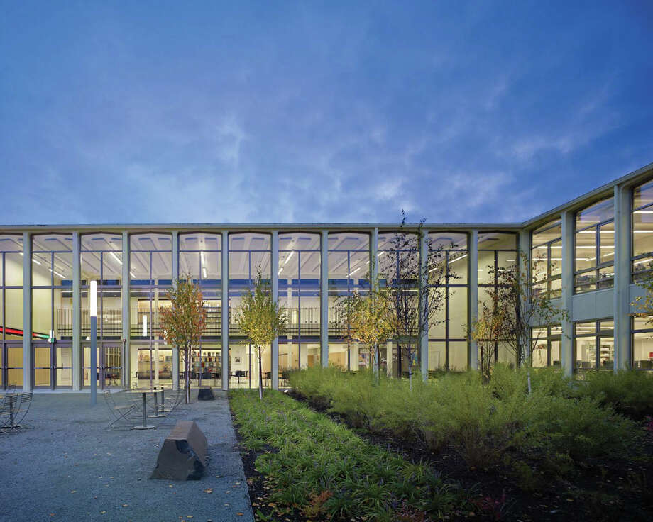 Citation: Nathan Hale High School Modernization, Seattle; architect, Mahlum. Photo: Courtesy American Institute Of Architects Northwest And Pacific Region/Mahlum