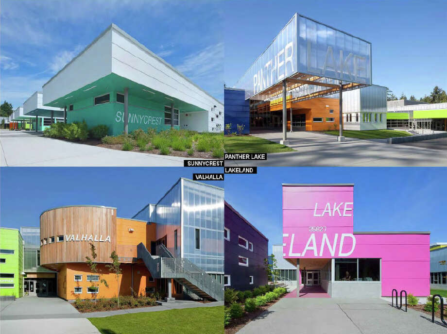 Special Jury Recognition: Federal Way Elementary School Archetype, DLR Group, Federal Way, Wash. Photo: Courtesy American Institute Of Architects Northwest And Pacific Region/DLR Group