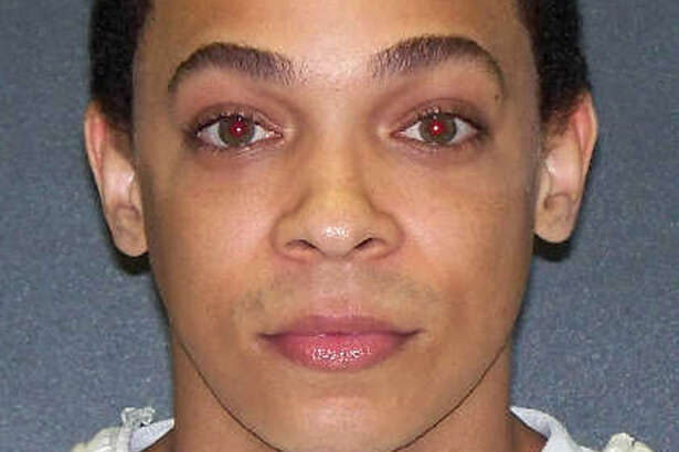 This photo provided by the Texas Department of Criminal Justice shows Anthony Haynes. Haynes, 33, is scheduled to be executed Thursday, Oct. 18. 2012 for killing an off duty Houston police sergeant in May 1998. (AP Photo/Texas Department of Criminal Justice)
