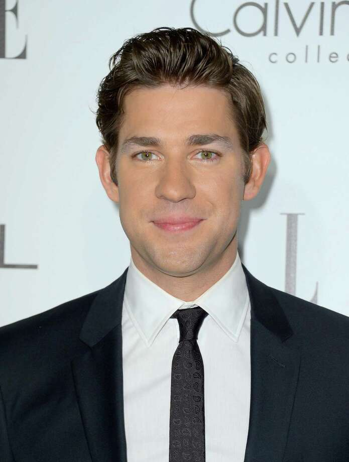 "Actor John Krasinski is terrified he'll lose his identity when ""The Office,"" goes off the air, since his fans only know him as fictional salesman Jim Halpert. Well, is that really so bad? Jim Halpert is awesome. We have no idea what this John Krasinski guy is like, and we're not sure we want to find out.  Photo: Frazer Harrison / 2012 Getty Images"