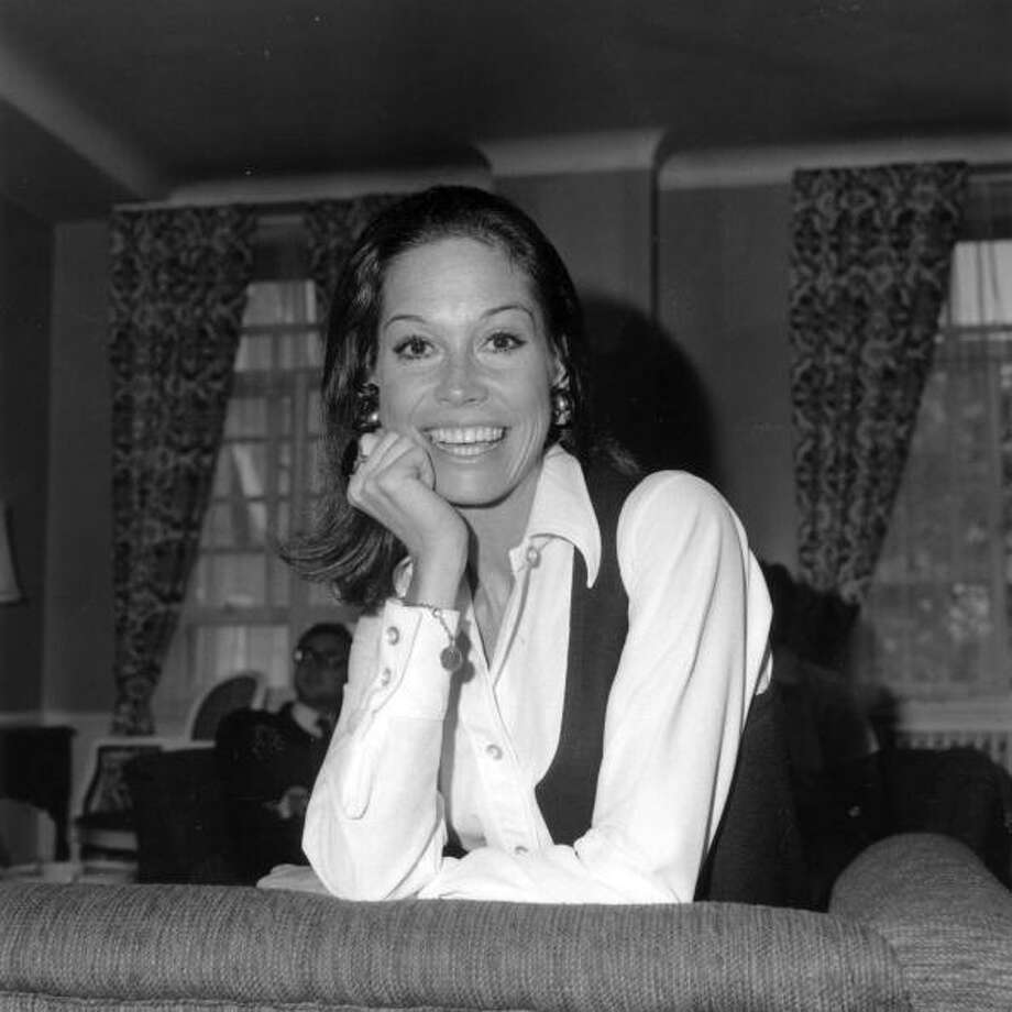 A TV show starring an independent, unmarried, career woman? No big deal now, but Mary Tyler Moore's long-running sitcom was considered ground-breaking.  Photo: E. Milsom, Getty Images / Hulton Archive