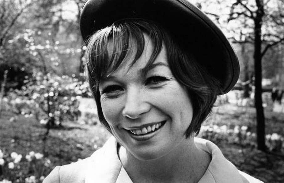 "Shirley MacLaine has had a long acting and dancing career on stage and screen, in which she won an Academy Award in the '80s for ""Terms of Endearment."" But she was pretty great in the 1977 movie ""The Turning Point.""  Photo: William Lovelace, Getty Images / Hulton Archive"