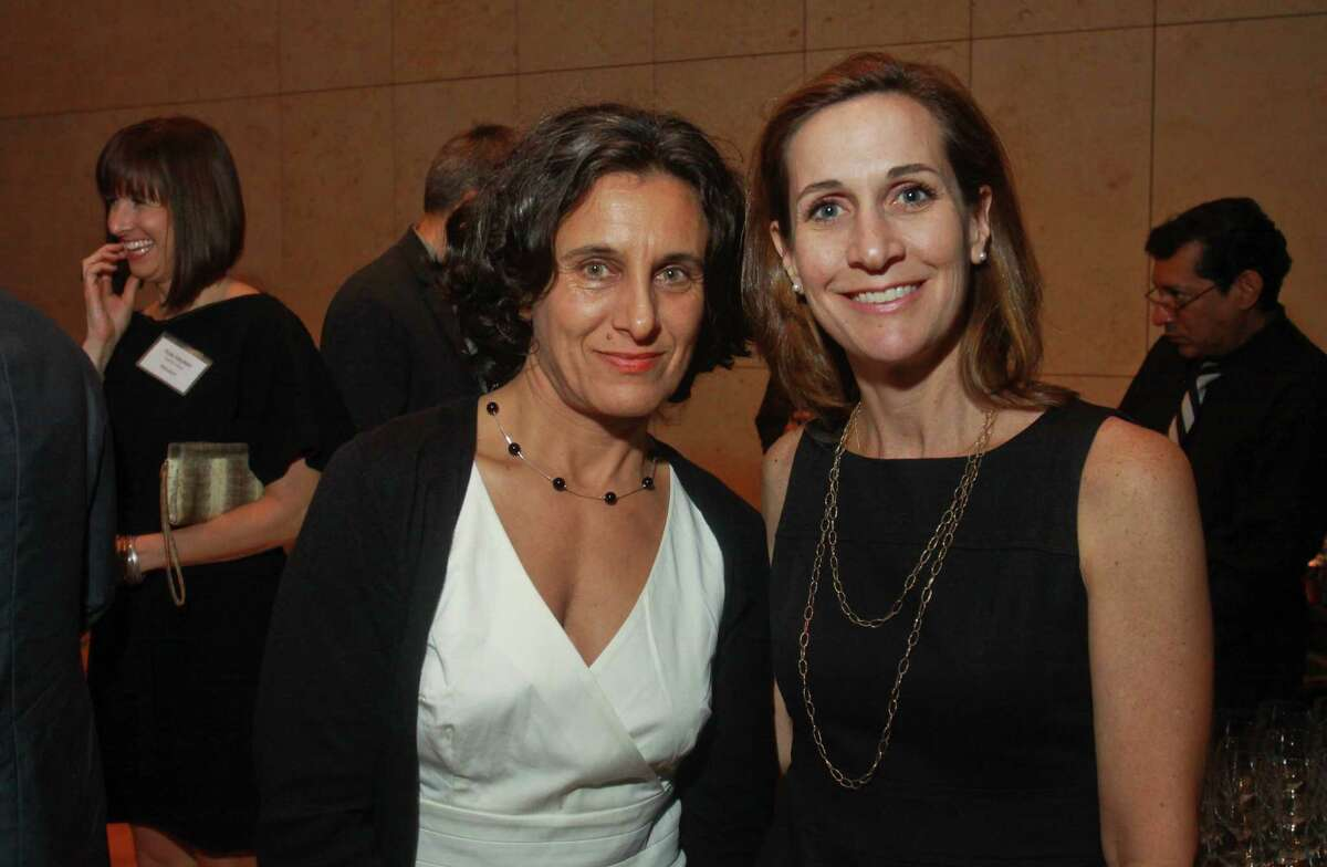 Carol Jazzar, left, and Julie Kinzelman