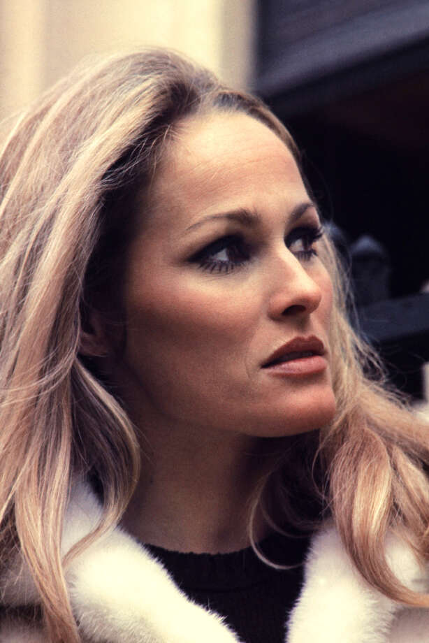 "Swiss actress Ursula Andress was Bond girl ""Honey Ryder"" in the '60s, but was still a big star in the '70s. She's pictured in 1970. Photo: Getty Images / AFP"