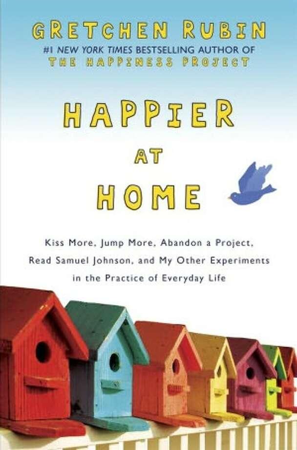 """Happier at Home"" by Gretchen Rubin Photo: Xx"