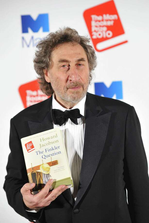 "Howard Jacobson won the 2010 Man Booker Prize for ""The Finkler Question."" Photo: Stuart Wilson / 2010 Getty Images"