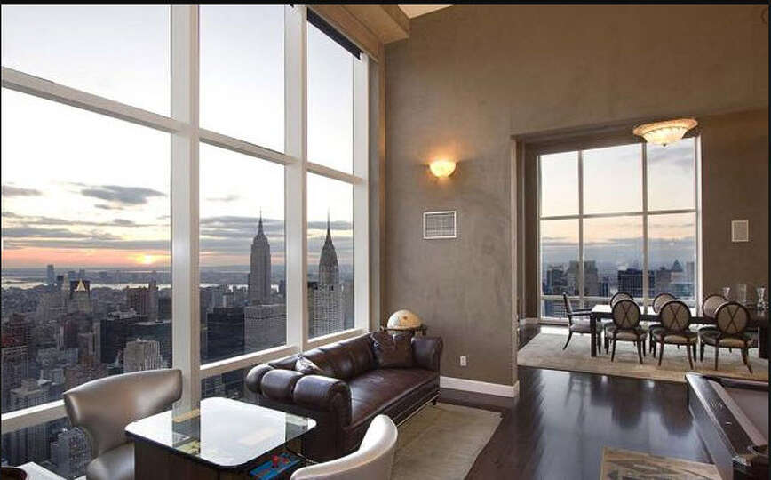 Jeter 39 s former nyc trump world tower penthouse trump for Trump tower new york penthouse
