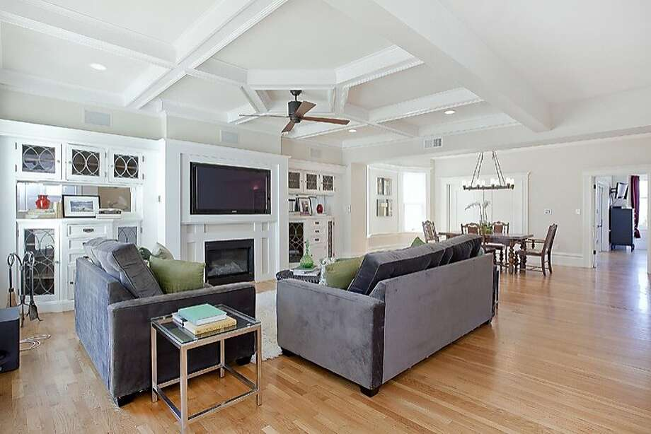 The four-bedroom condo is listed for $999,000 Photo: Pacific Union International