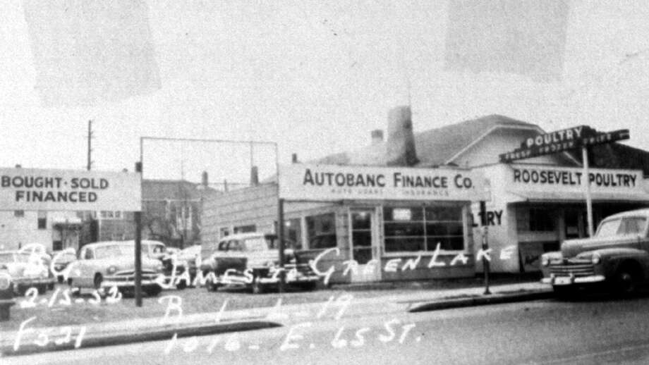 This picture was taken in February 1952. Photo: State Archives