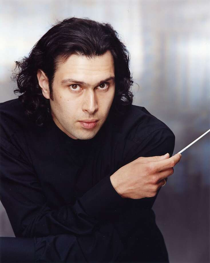 Conductor Vladimir Jurowski's debut with S.F. Symphony was exciting and fresh. Photo: Courtesy SF Symphony