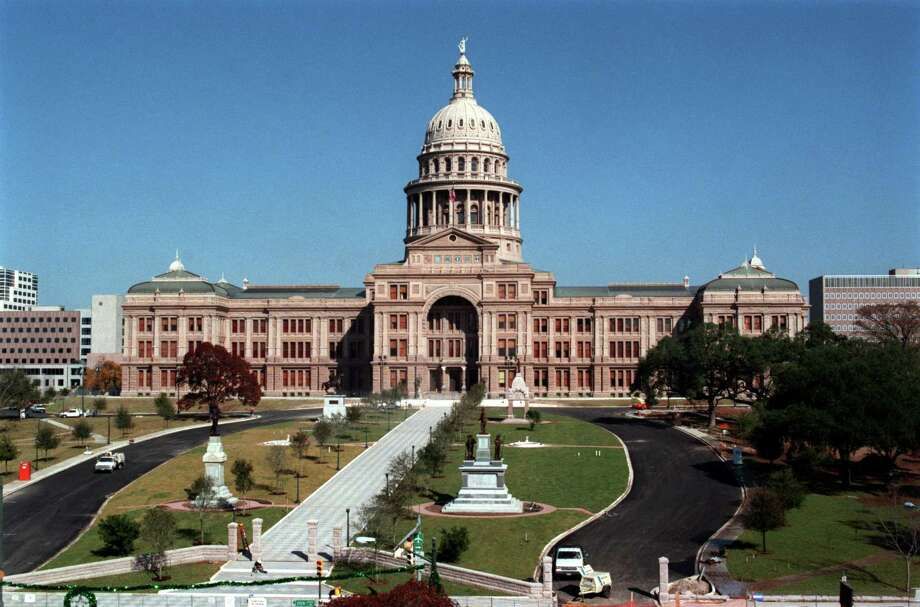UT isn't the only cool thing in Austin. Check out the Texas State Capitol building in Austin.  Photo: Kerwin Plevka, Houston Chronicle / Houston Chronicle