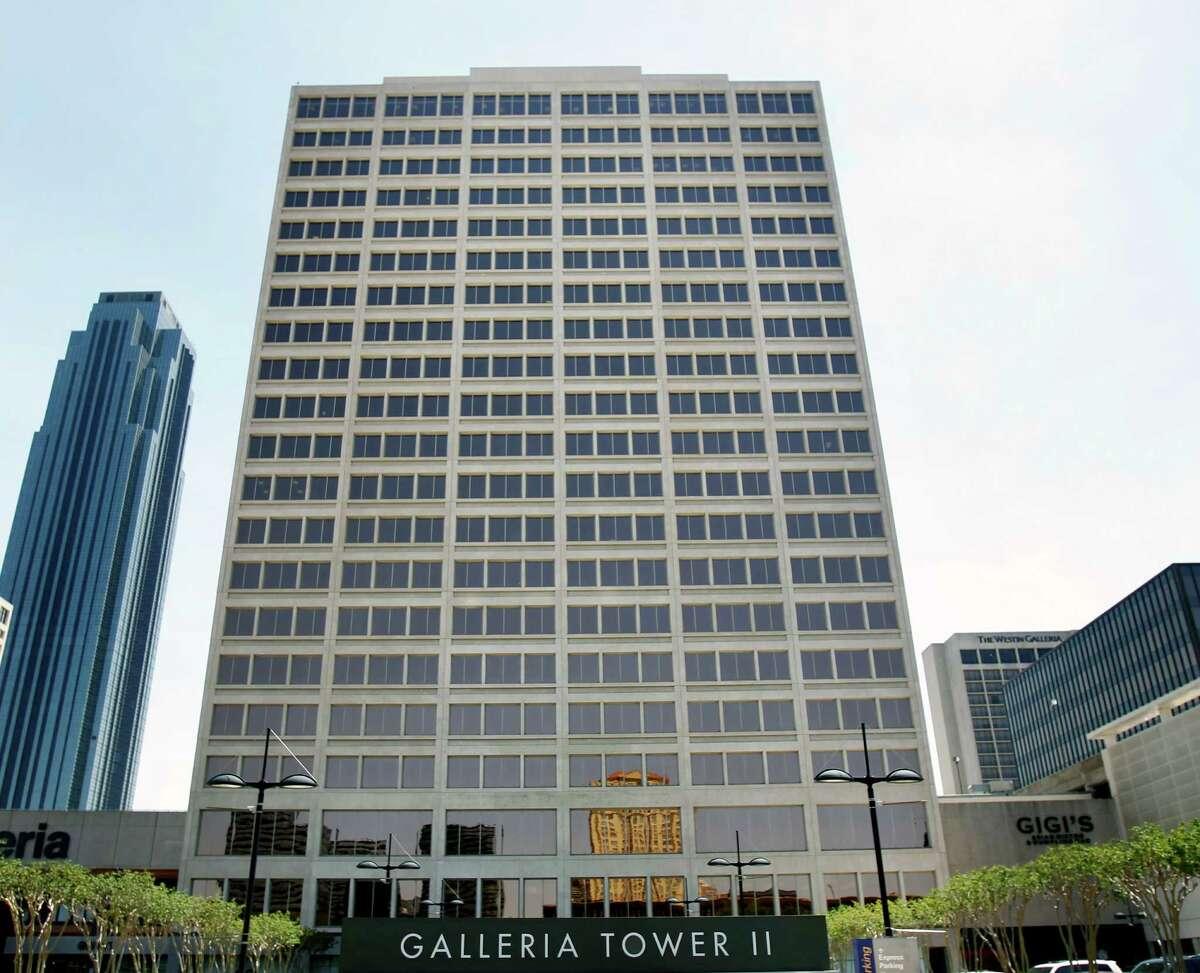 Galleria Tower II at 5051 Westheimer.