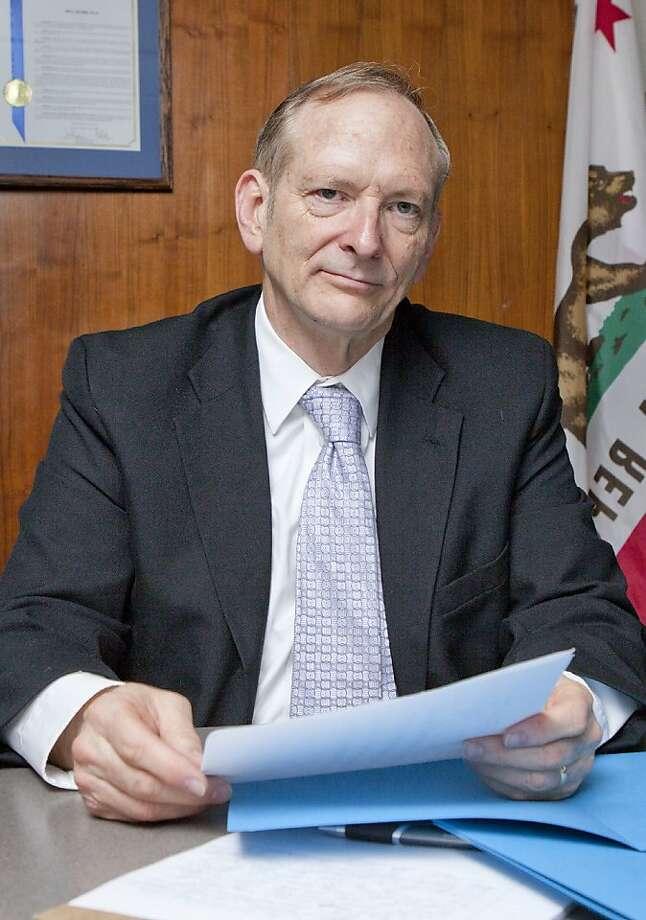 Democrat Bill Quirk wants to bring a scientist's sensibility to Legislature. Photo: Courtesy Photo, Robert Durell