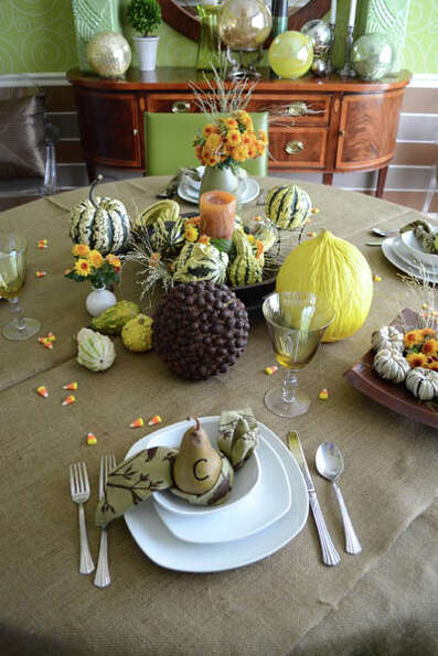 Set the perfect table using these tips from Denise Maurer of Denise Maurer Interiors. Read the story