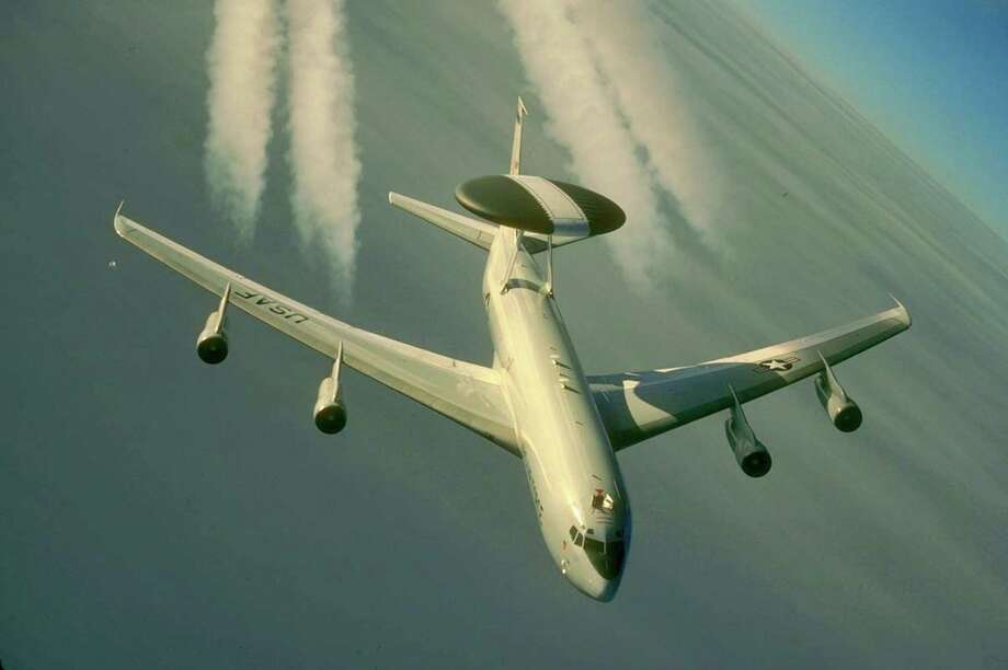 AWACS has been deployed during operations Desert Storm, Allied Force, Enduring Freedom, Iraqi Freedom and Noble Eagle, among other actions. Photo: USAF, Getty Images / 2003 Getty Images