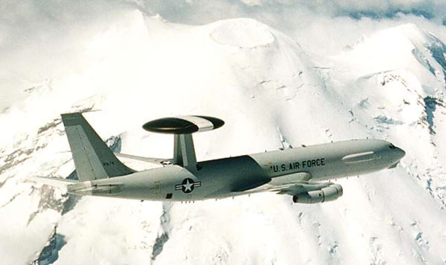 """The great technical innovation behind the development of the AWACS radar 40 years ago made it an indispensable element of modern air operations,"" Joseph Ensor, vice president and general manager of Northrop Grumman's ISR and Targeting Systems Division, said in a news release. ""With continuing dedication, the Northrop Grumman team is ensuring that the radar will meet the evolving roles and missions of AWACS for years to come."" Photo: The Boeing Co."
