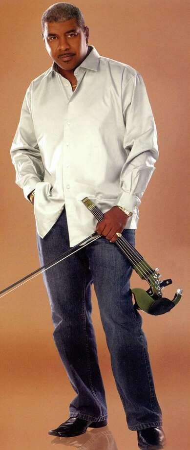 Jazz violinist Michael Ward is a headliner at the 2012 Sage Music Festival on Saturday. Photo: Courtesy Photo / COURTESY