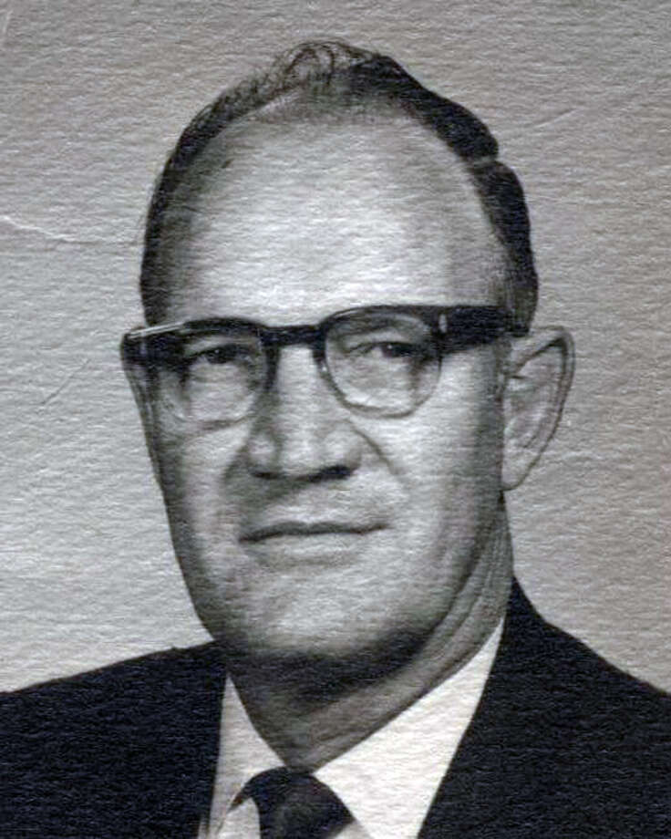 "Milton Earl ""Mickey"" Travis met his future wife when they were 12 at Horace Mann Junior High. Photo: Courtesy Photo"
