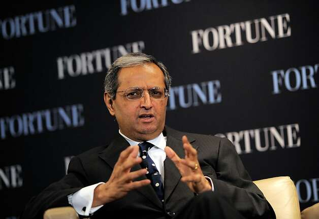 The bank's share price fell 89 percent during Vikram Pandit's term and he was ousted. Photo: Jemal Countess