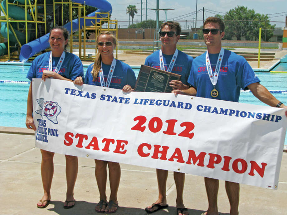 Woodlands lifeguards bring home gold - Houston Chronicle