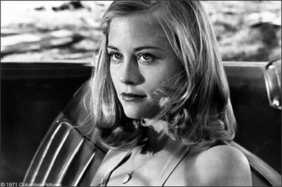 "Cybill Shepherd as Jacy in ""The Last Picture Show."" Photo: ."