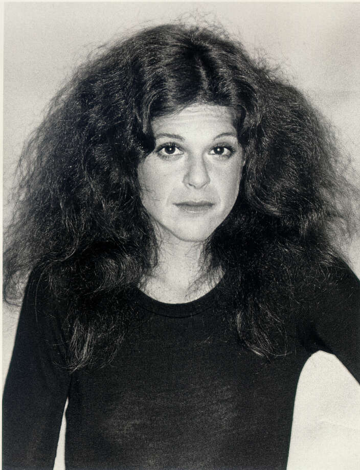 "Before Tina Fey and Amy Poehler, there was Gilda Radner and Jane Curtain on Saturday Night Live. Radner, pictured, was famous for her SNL character ""Roseanne Roseannadanna"" and spoof of Barbara Walters (""Baba Wawa""). She died in 1989.  Photo: NBC/1979, ."