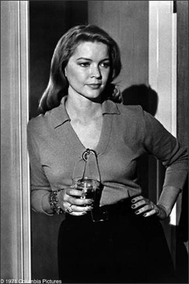 "Ellen Burstyn played a terrific, freaked-out mom in ""The Exorcist,"" but it was her work in ""The Last Picture Show"" in 1971 (pictured) that won her her first Academy Award. She won a second Oscar for ""Alice Doesn't Live Here Anymore.""  Photo: ."
